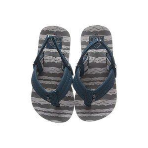 BN Reef Ahi Baby Boy Sandals Sz 3/4